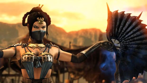Mortal Kombat X Is Get...